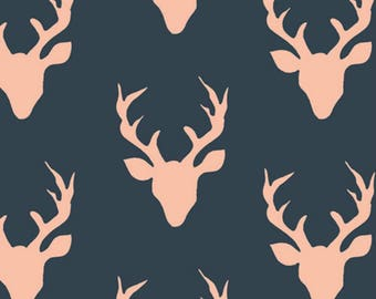 SALE - Art Gallery - Woodlands Fusion Collection - Buck Forest in Woodlands