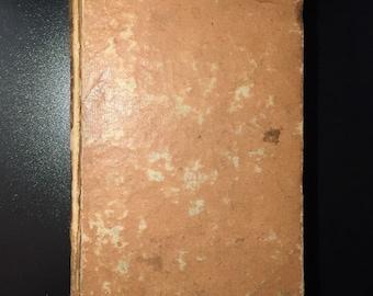 Neues Göttingisches Historisches Magazin, Rare, 1st Ed., 1792, Leather, German Language