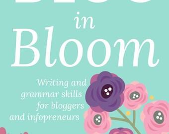 Blog in Bloom - digital workbook