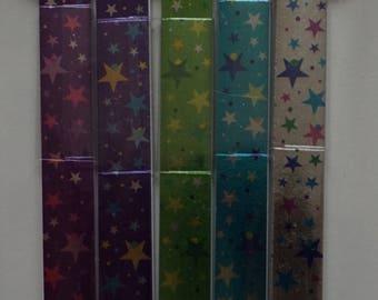 Lucky Star Folding Paper - A