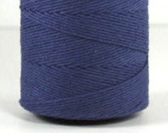 10 yards/ 9.144 m Solid Navy Blue Bakers Divine  Twine