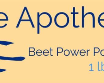 Beet Power Powder - 1 lb
