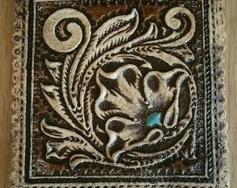 Custom Stoneware Tile