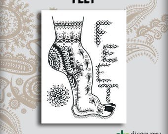 Feet Design Book