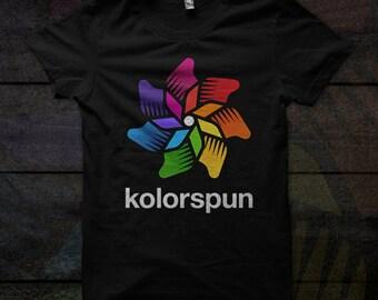 Kolorspun Pinwheel T-Shirt
