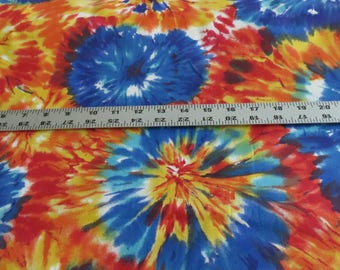 Tie Dye look cotton fabric - VIP - Cranston - sold by the yard