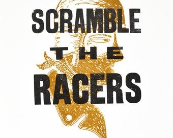 Scramble The Racers