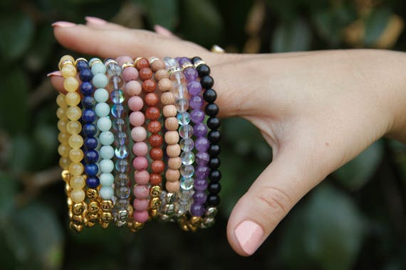 Customize Your Own | Vision Bead Bracelet