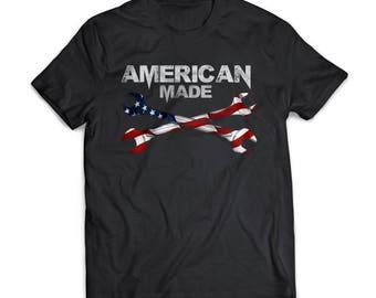 American Made Mechanic   Mechanics   Gift   Shirt   T-Shirt   Mechanics Shirt