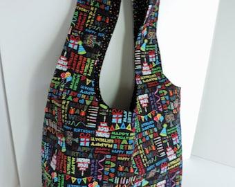 Reusable Grocery Bag, Shopping Bag, Gift Bag
