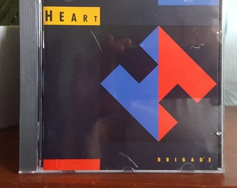 Heart (CD) - Brigade ('90 Compact Disc/All I Wanna Do Is Make Love To You)