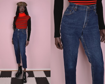 90s Levi's High Waisted Jeans/ US 8/ 1990s