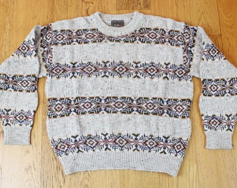 Vintage Made In Italy Wool Sweater