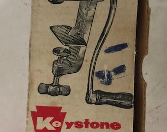 Vintage keystone food chopper