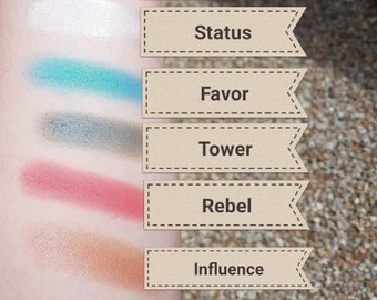 Eyeshadow: Status