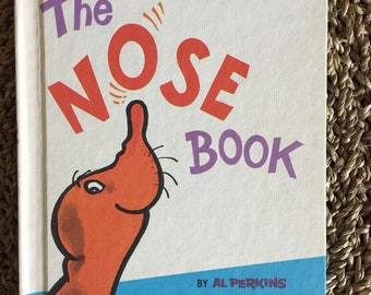 The Nose Book - 1970 - Al Perkins and Roy McKie