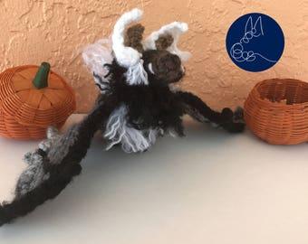Bat - Amigurumi Crochet Pattern