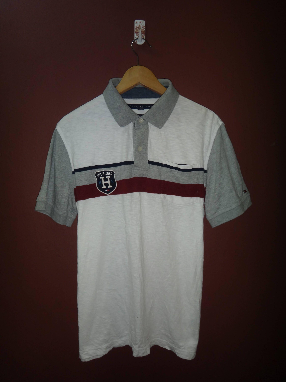 af1fd7dac Tommy Hilfiger Polo Shirts Custom Fit