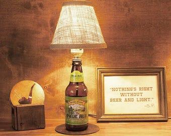 Sierra Nevada, Beer Bottle, Lamp, 12oz, Glass Free US Shipping