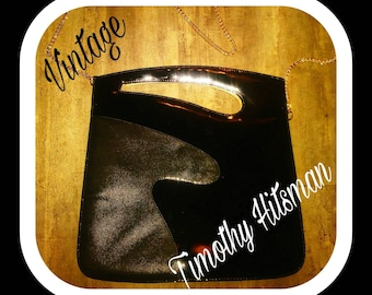 VINTAGE TIMOTHY HITSMAN designer bag