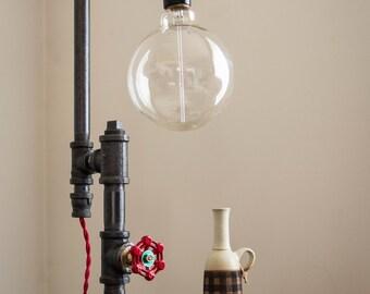 Edison Globe Style C Shaped Lamp