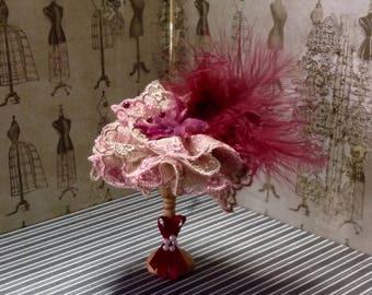 1-12 Scale miniature hat.
