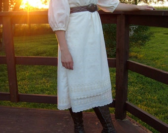 Modest Peasant Style Dress