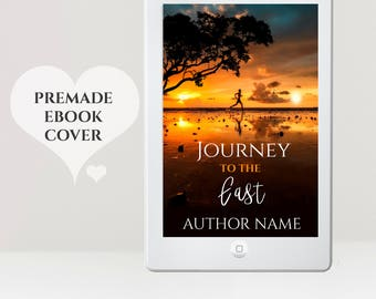 Premade eBook Cover - eBook Cover Design - Memoir eBook Cover - Fiction eBook Cover - Kindle Cover - Affordable eBook Cover