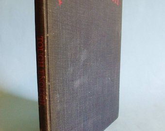 Tough Enough by Ruth and Latrobe Carroll 1955 Children's Hardcover