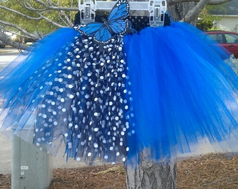 Unique Monarch Butterfly Tutu  (Other Colors Available) MADE TO ORDER