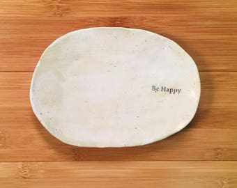 Be Happy Wish Dish