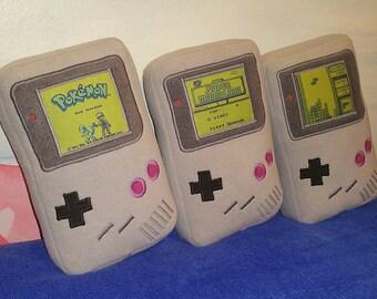 GameBoy Classic Plush