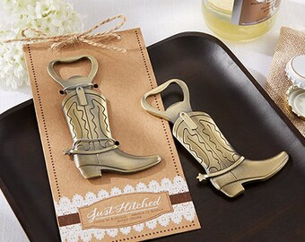 Cowboy Boots Bottle Opener