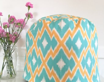Instant Pot Cover - Reversible - Teal and Orange