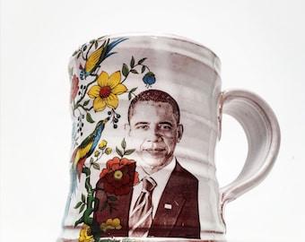 Barack Obama mug -- special edition