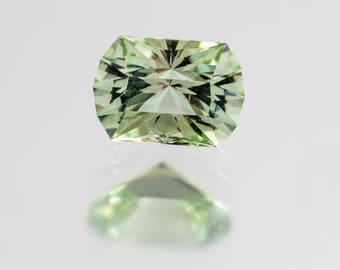 Lemonade Tourmaline from Namibia 3.75 ct. American faceted