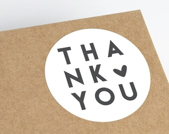 Printable Thank You Stickers - Shipping Stickers - Small Business Stickers - Package Stickers - Package Labels - Poshmark Thank You Stickers