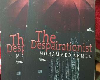 The Despairationist by Style_Poet SIGNED (paperback)