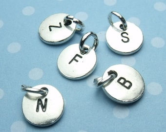 Add On Initial Letter Charm