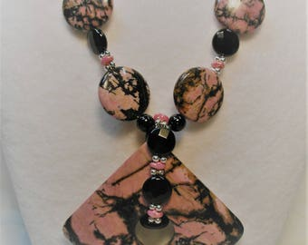 Rhodonite Beauty