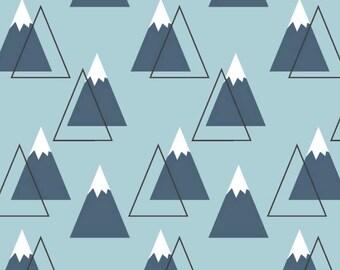 Boy Bedding Set, Mountain or Bear Crib Sheet, Minky Blanket / Changing Pad Cover /Blanket, Bear Bedding,Personalizable Blanket, Custom Boy