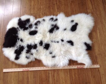 Jacob Sheep Skin Rug