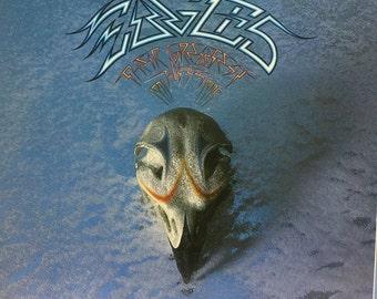 The Eagles Greatest Hits  7ES -1052B Vinyl Record