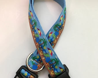 Beach theme Dog Collar adjustable dog collar boy or girl dog collar dog accessories collar for dogs puppy dog collar pet collar