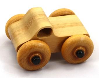 Wooden Toy Truck Monster Truck Pickup Truck Boys Toys Wooden Toys Kids Toys Toy Truck Wood Truck Wooden Truck Toddler Toys Hardwood Decor