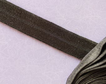 Black elastic band