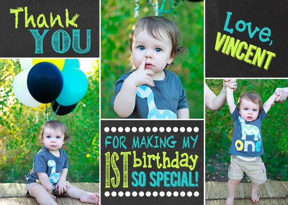 Thank you cards first birthday thank you card 1st birthday thank you cards first birthday thank you card 1st birthday thank you card photo thank you boy birthday printable birthday thank you notes bookmarktalkfo Image collections