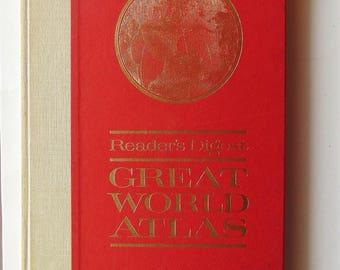 Great World Atlas 1963