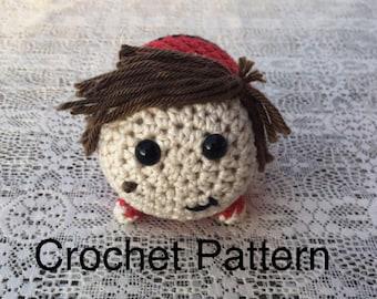 Tsum Tsum Amigurumi Pattern Free : Pdf sailor moon tsum tsum crochet pattern plush amigurumi