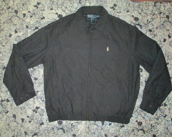 jacket polo